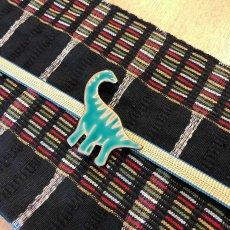 画像5: 恐竜帯留め「フクイティタン」 (5)