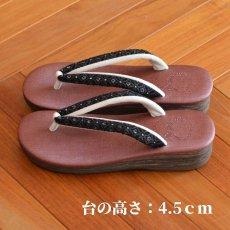 画像5: 七宝レースの足型カレンブロッソ【赤】 (5)