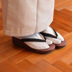 画像10: 七宝レースの足型カレンブロッソ【赤】 (10)