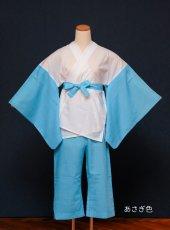 画像5: トスコはんぱん組(半じゅばん+ステテコセット) (5)