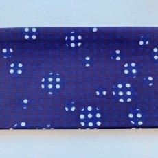 画像4: 手ぬぐい半幅帯「喜多屋さんの子持ち豆絞り」 (4)