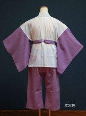画像9: トスコはんぱん組(半じゅばん+ステテコセット) (9)